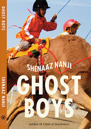 Ghost Boys by Shenaaz Nanji