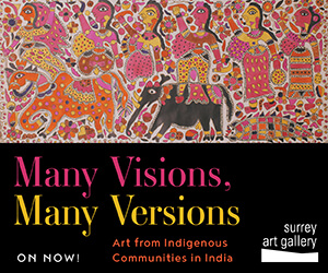 Many Visions, Many Versions - Surrey Art Gallery