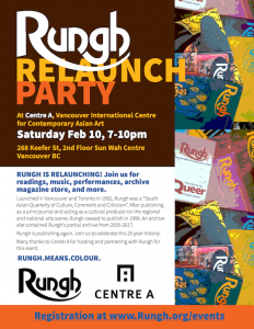 Rungh Relaunch Party - 2018