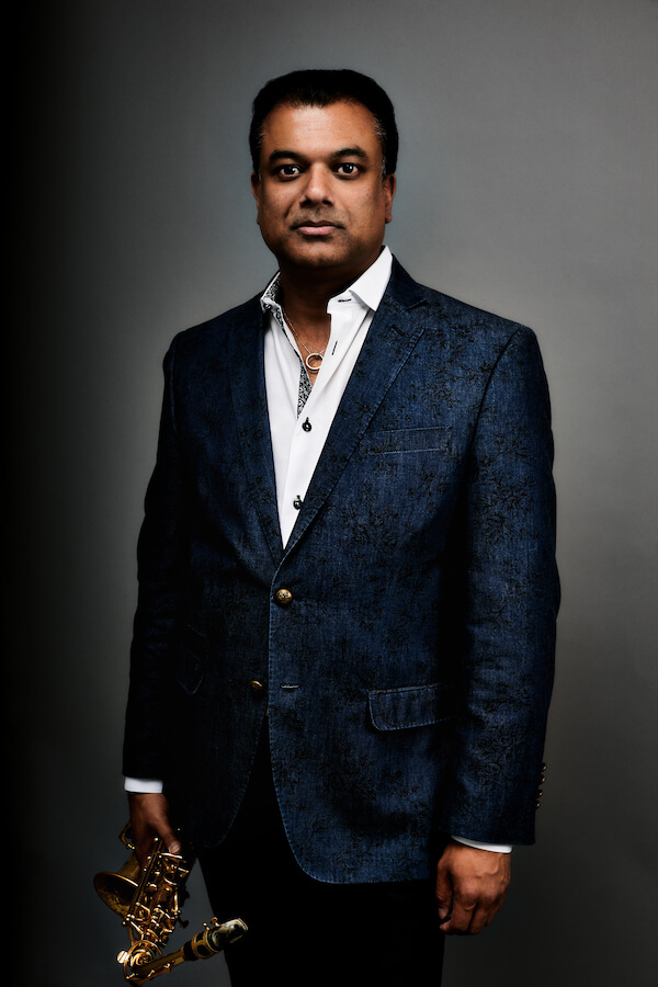 Mudresh Mahanthappa. Photo: Ethan Levitas