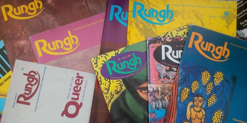 Rungh Re/launch Party