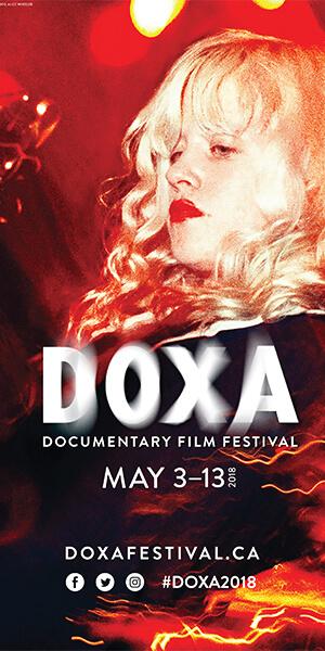 DOXA Documentary Film Festival - May 3 - 13, 2018