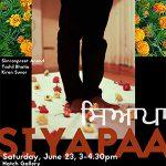 Siyapaa - Creating Radical Punjabi Feminist Formations in Performance