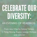 Massy Books - Celebrate Our Diversity - An Evening of Readings