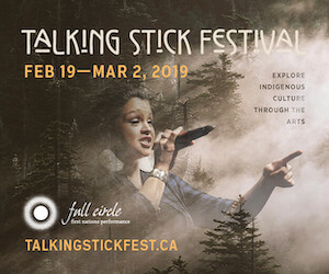 Talking Stick Festival
