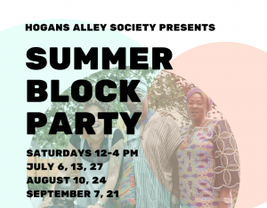 Summer Block Party Series