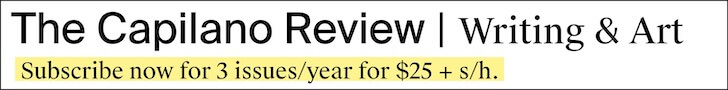 Subscribe to the Capilano Review