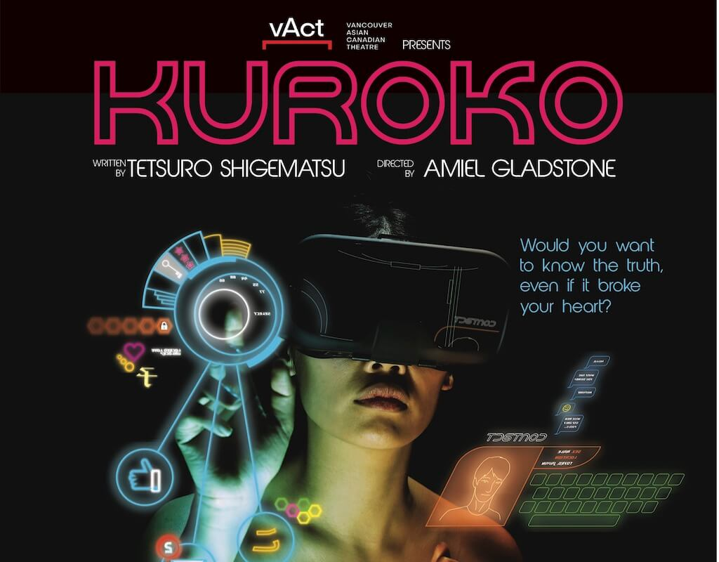 Kuroko - Vancouver Asian Canadian Theatre (Vancouver)