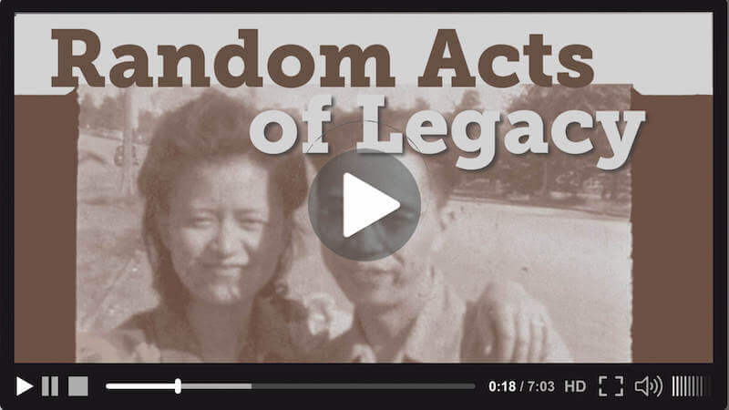 Random Acts of Legacy
