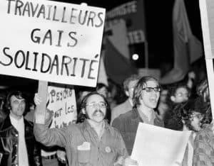 Travailleurs gais solidarite