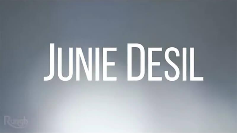 Junie Desil: Poetry Reading