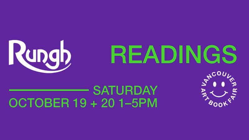 Rungh Readings @VABF