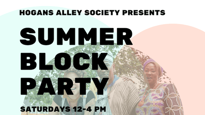 Summer Block Party - Rungh Readings