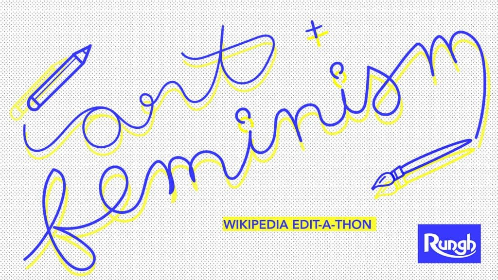 Art & Feminism: Wikipedia Edit-a-thon