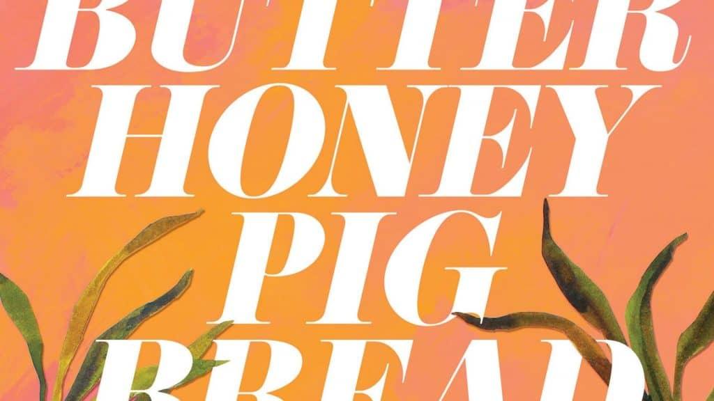 Butter Honey Pig Bread Cover
