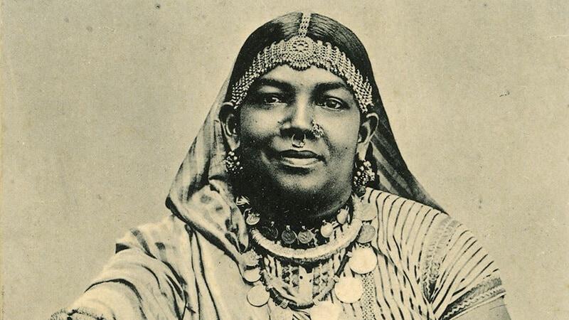 Trinidad Woman