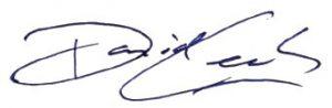 David Leach Signature