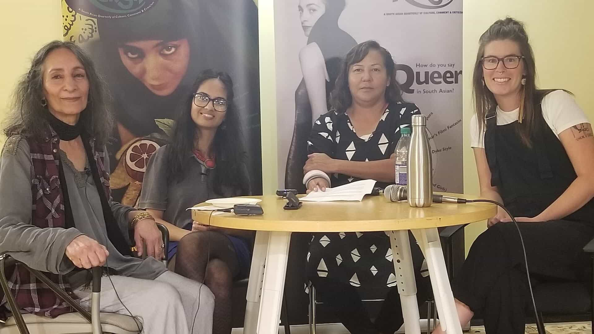 Rungh Readings at Full Circle: First Nations Performance