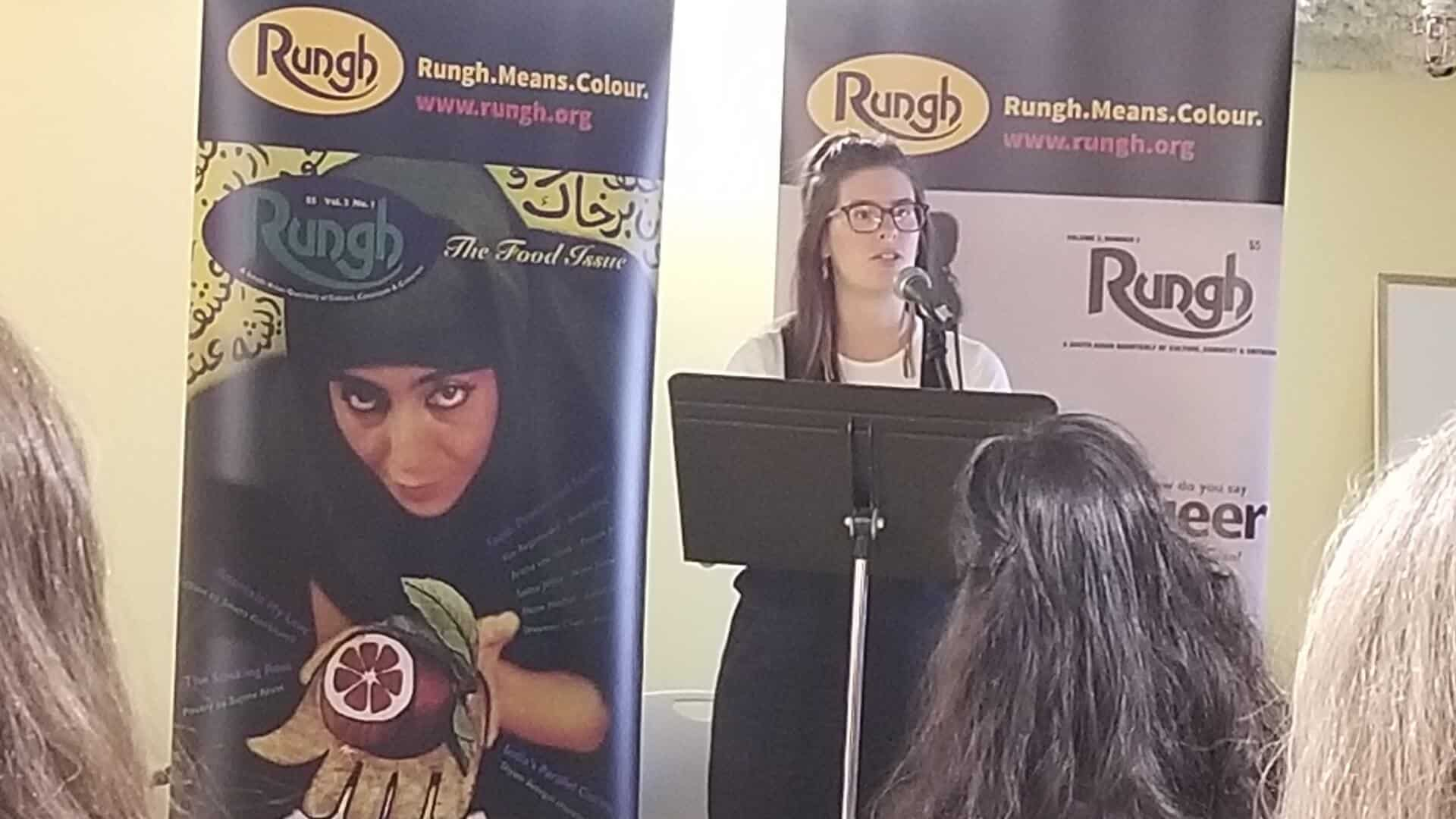 Rungh Readings at Full Circle: First Nations Performance 3