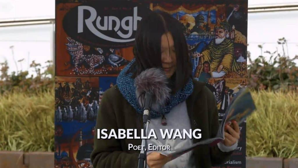 Isabella Wang - Rungh Readings @VABF