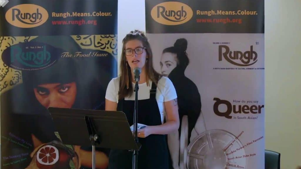 Jessica Johns - - Rungh Readings at Full Circle: First Nations Performance