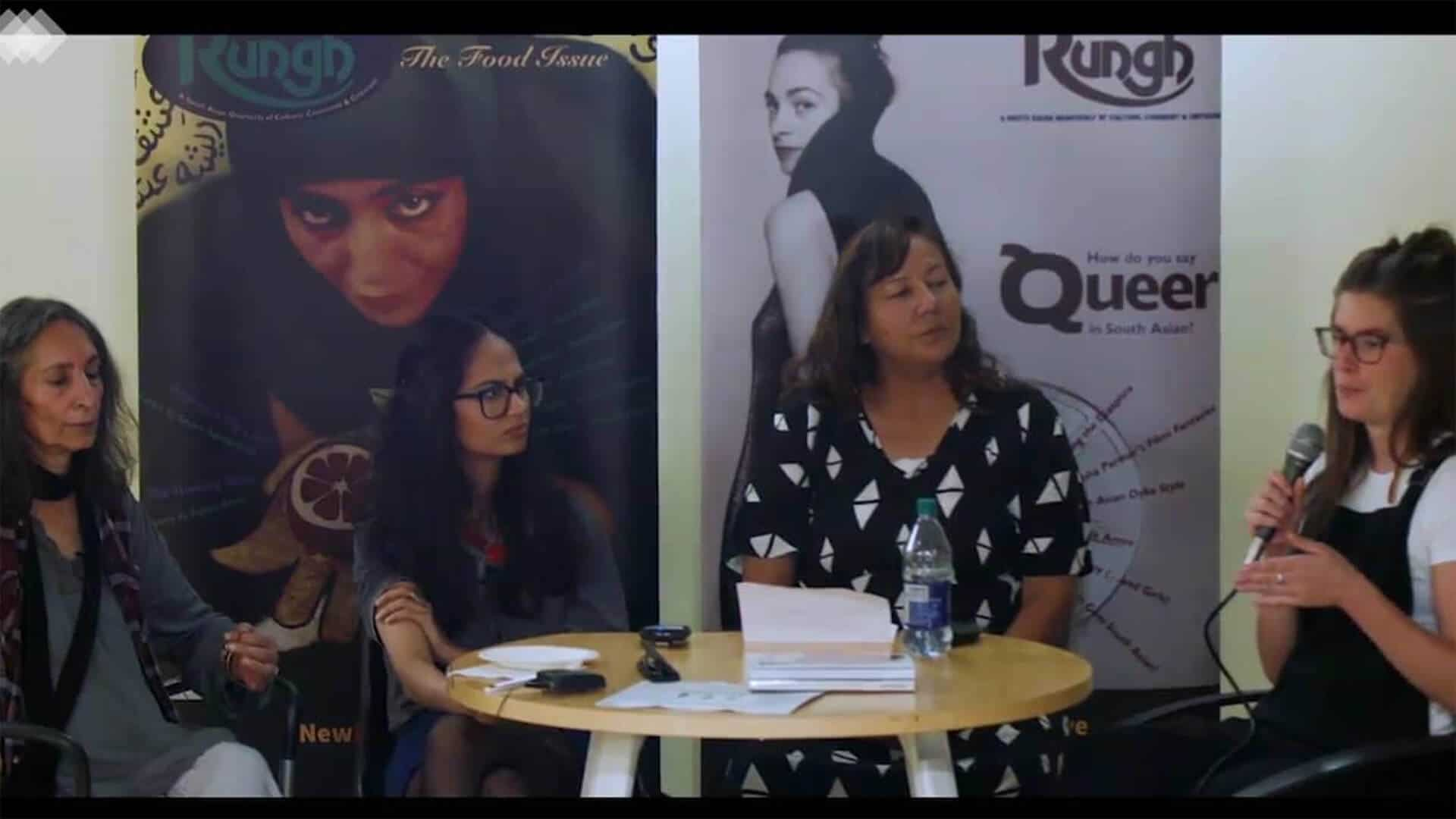 Roundtable - Rungh Readings at Full Circle: First Nations Performance