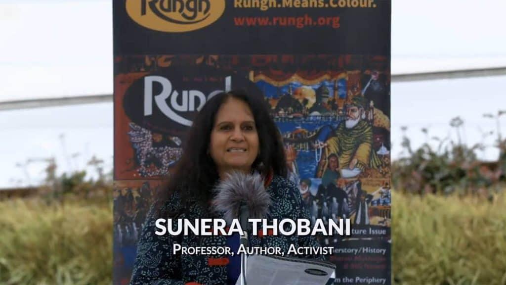 Sunera Thobani - Rungh Readings @VABF