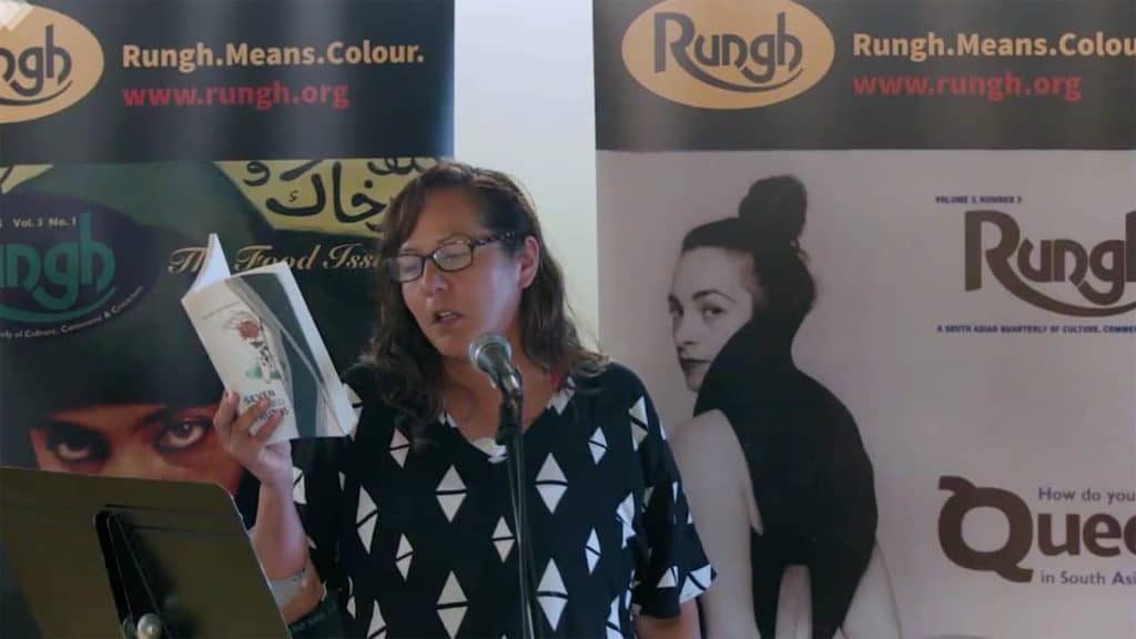 Wanda John-Kehewin - Rungh Readings at Full Circle: First Nations Performance
