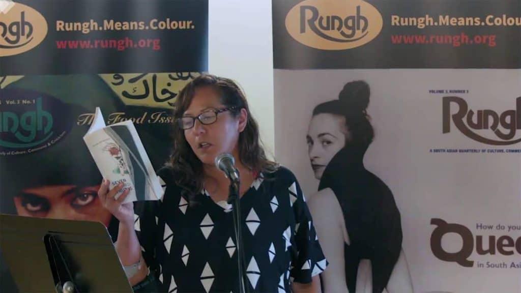 Wanda John-Kehewin - Rungh Readings at Full Circle: First Nations Performance