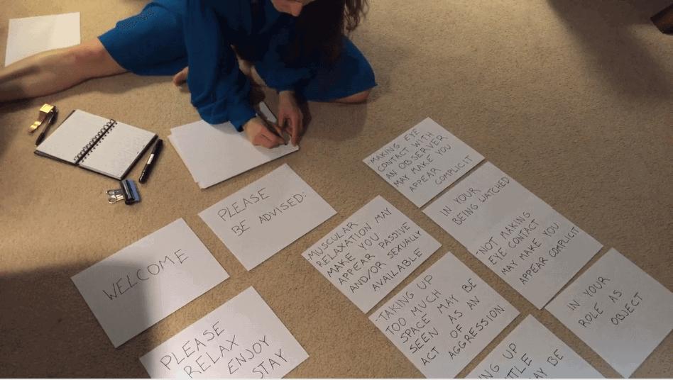 Julianne Chapple - Bodily Response