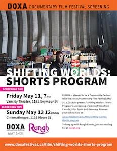 DOXA-Shifting Worlds: Shorts Program Poster 3
