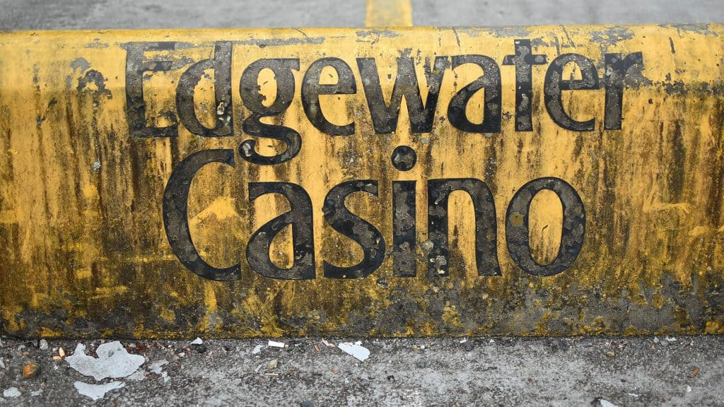 Edgewater Casino - An Abandoned Plaza of Nations