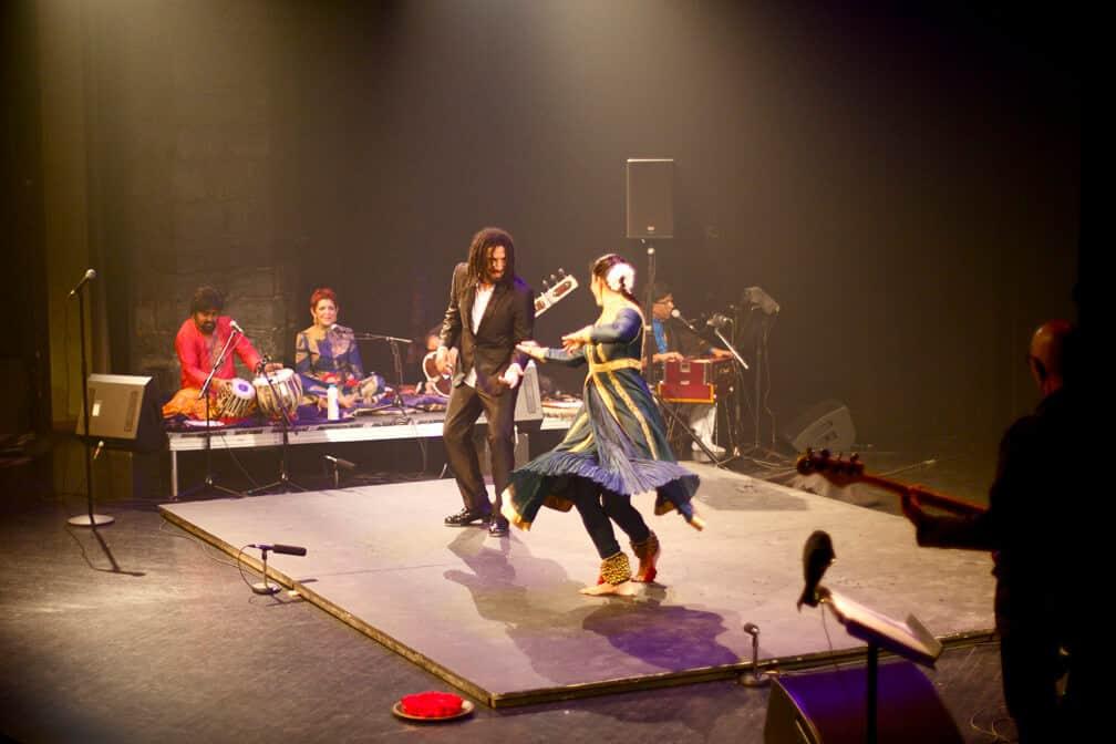 Kathak & Tap Dance - 2
