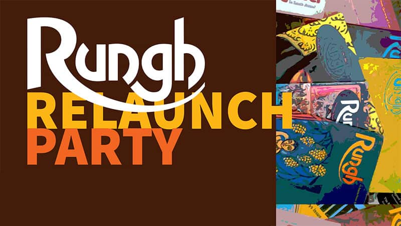 Rungh Magazine Re/Launch