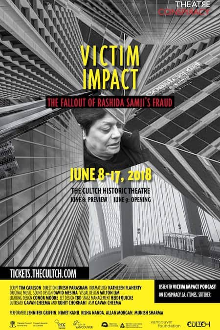 Victim Impact Poster