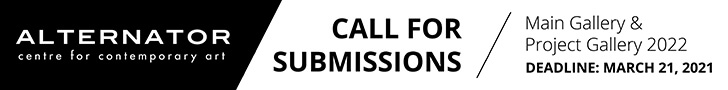 Alternator Centre - Call for Submissions