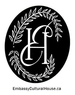 Embassy Cultural House Logo