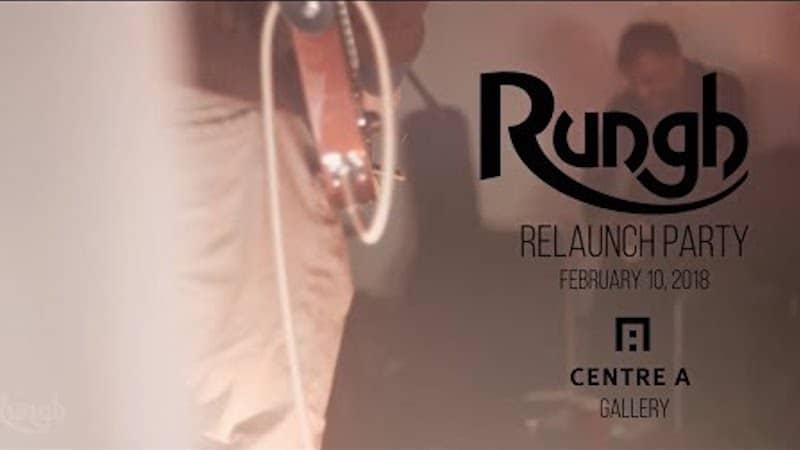 Rungh Relaunch Video Cover