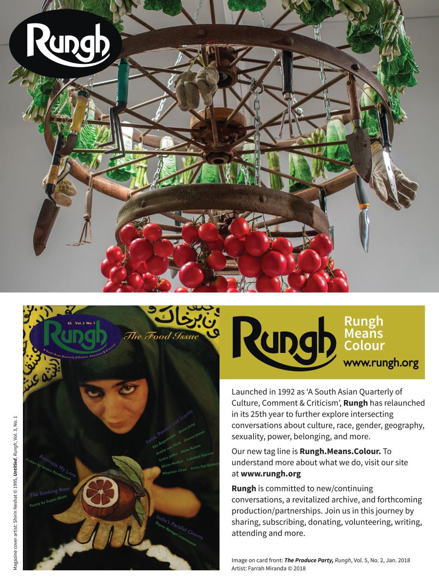 Rungh Postcard - 5