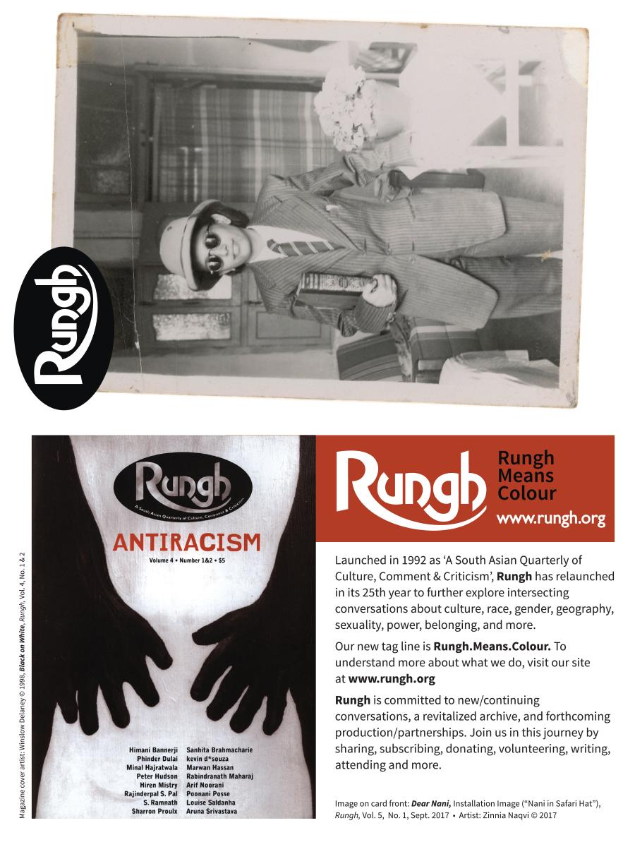 Rungh Postcard - 8