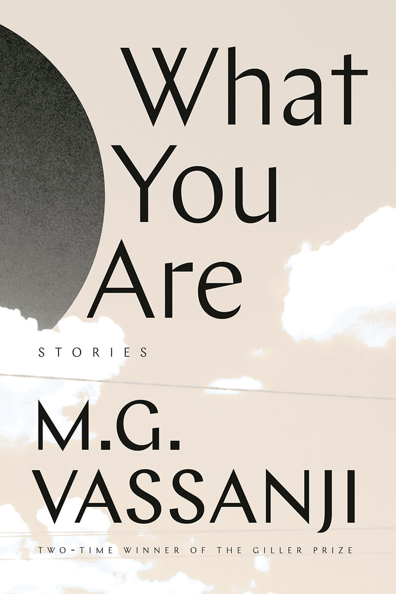 What You Are Book Cover